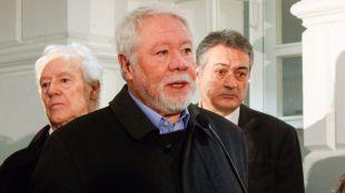Verdades y mentiras sobre Florencio Delgado, el eterno portavoz de la Gran Vía