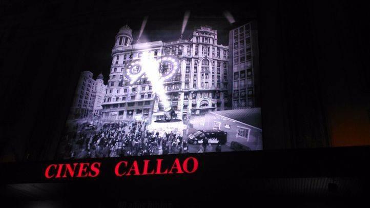 La gran fiesta de celebración del 90 aniversario del Cine Callao
