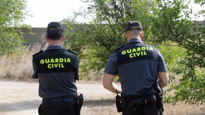 Dos personas que se hacían pasar por Guardias Civiles, detenidas en Getafe