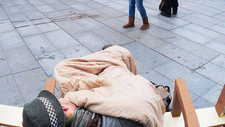 Madrid pone en marcha el primer plan autonómico para combatir el 'sinhogarismo'