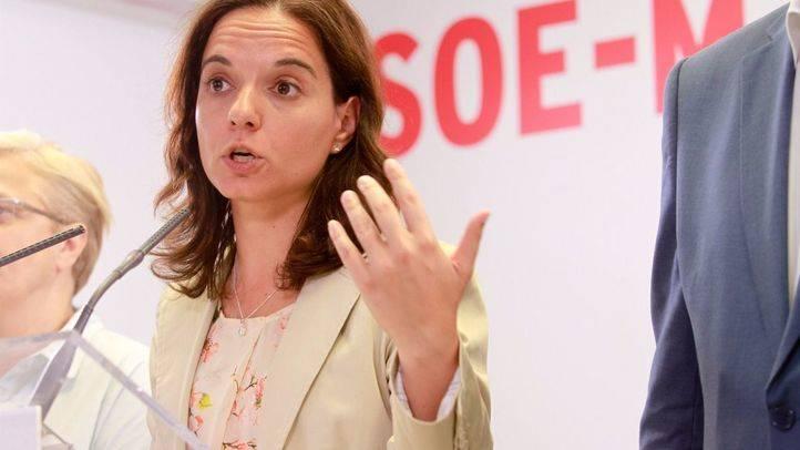 Hernández reitera el 'no' a los Presupuestos: 'No representan el cambio que Madrid necesita'