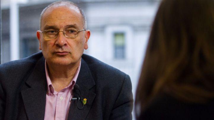 Luis Martínez Hervás se convirtió en el primer alcalde de Parla del PP.