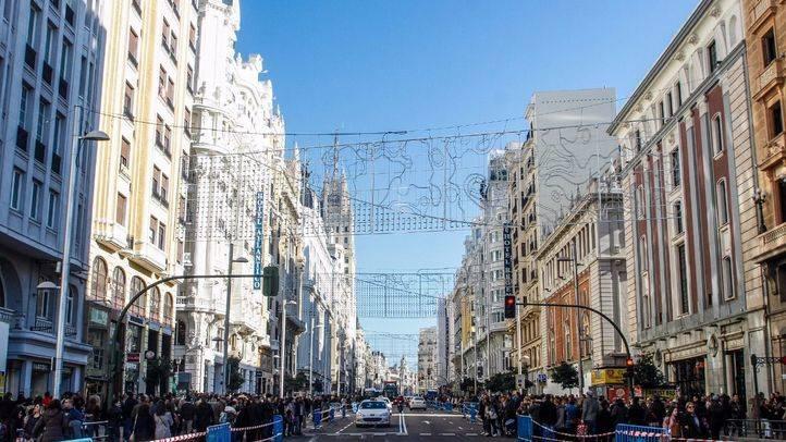 Calle Gran Vía.