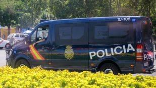 Detenido 'in fraganti' tras cometer un robo con fuerza en Getafe
