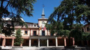 Ayuntamiento de Las Rozas.
