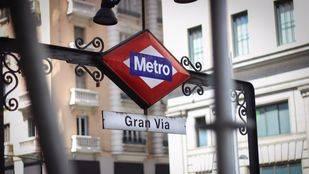 El cierre de Gran Vía costará entre 9 y 9,5 millones de euros a Metro de Madrid