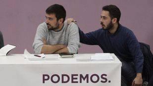 Nueva Mesa de Coordinación de Ahora Madrid: El 'número dos' de Espinar, dos afines a Carmena y cuatro vocales vecinos