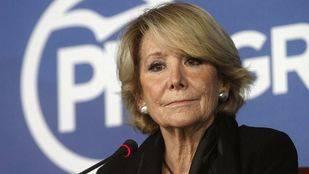 Aguirre, a favor de revisar las gestiones del PP