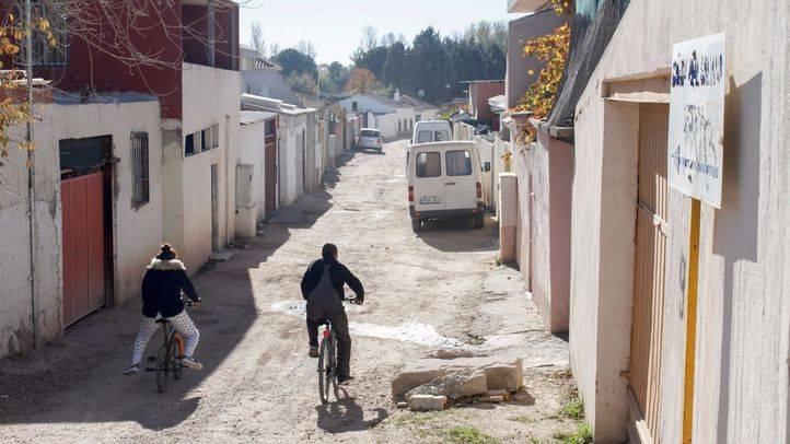 El borrador del Plan Regional prevé que el 75% de las viviendas de la Cañada Real sean derribadas