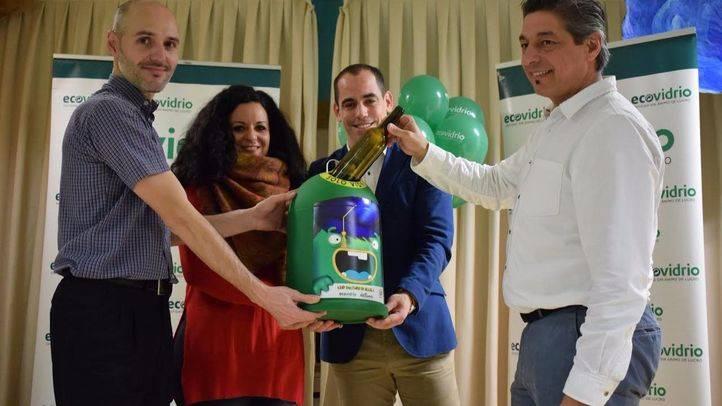 Un centro de Alcalá de Henares gana el concurso 'Aprende a reciclar vidrio en tu cole', con casi tres toneladas