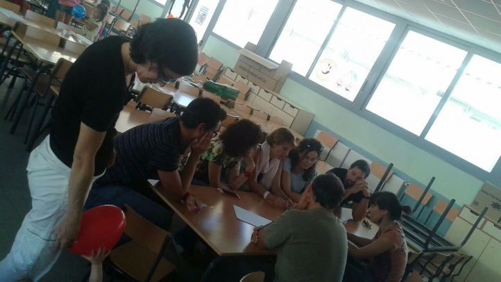 Los vecinos de Montecarmelo y Las Tablas escriben la primera línea de sus futuras bibliotecas