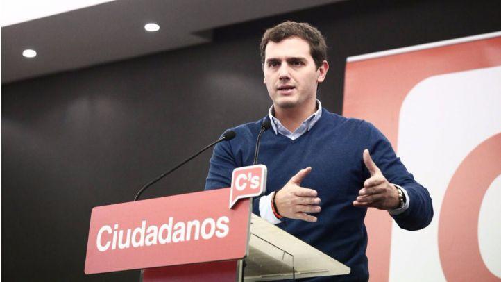 Rivera cree que habrá elecciones en 2019 y que C's gobernará
