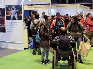 Medio millón de euros para subvencionar contratos a personas con alguna discapacidad