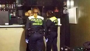 La Policía clausura un after en Madrid