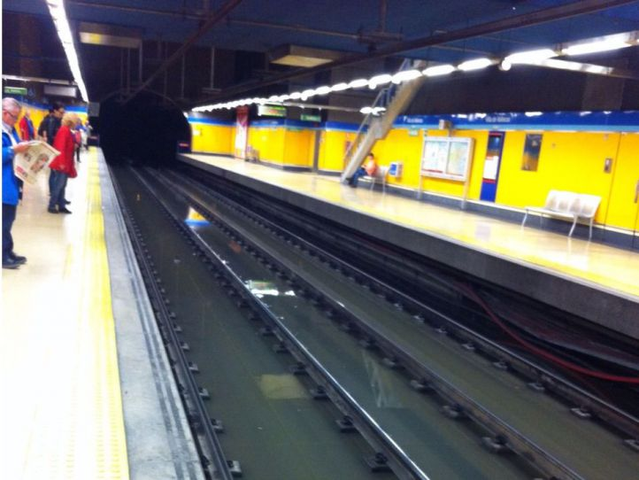 Retrasos de 15 minutos entre Valdecarros y Nueva Numancia por avería en la L1 de Metro