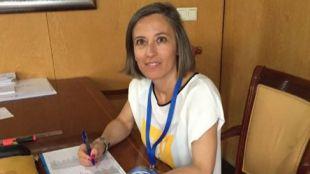 Olga Fernández, exalcaldesa de Serranillos