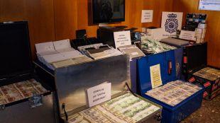 Detenidos los responsables de estafas millonarias bajo la modalidad de las