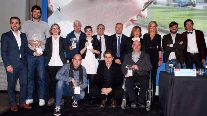 I Premios Solidarios con la Esclerosis Múltiple: no es imposible llevar una vida normal