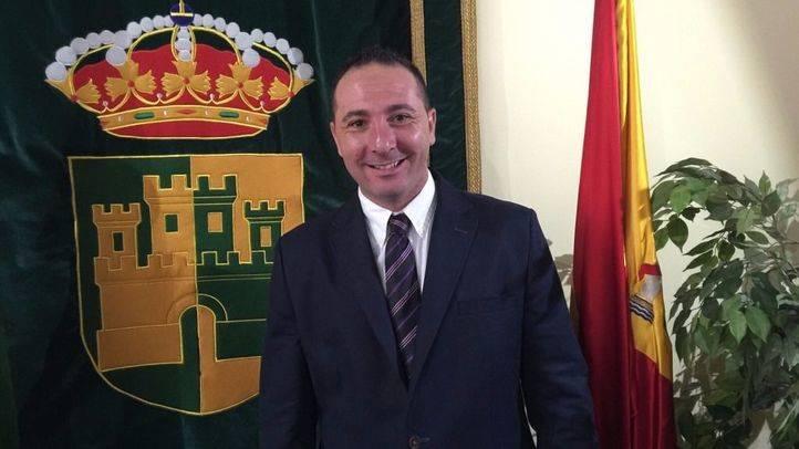 Iván Fernández Heras, Alcalde de Serranillos del Valle