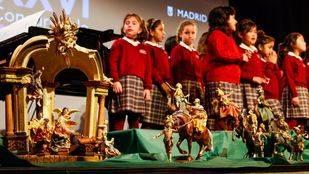 Centros de mayores de Fuencarral, Vicálvaro y San Blas ganan el XXVI Concurso de Belenes