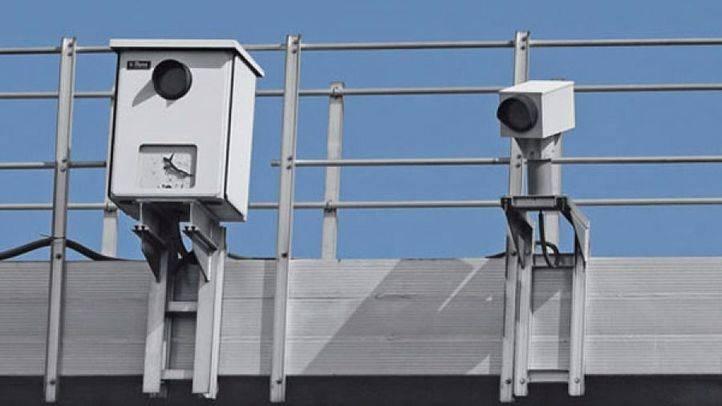 Los radares madrileños facturan cerca de 7.000 euros a la hora