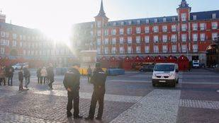 Aumenta la seguridad en Madrid tras el atentado de Berlín