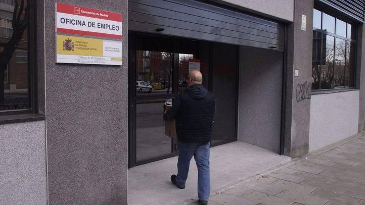 Nueva oficina de empleo de Valdemoro.