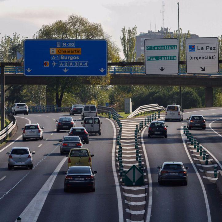 Continúan este sábado las restricciones de velocidad por alta contaminación
