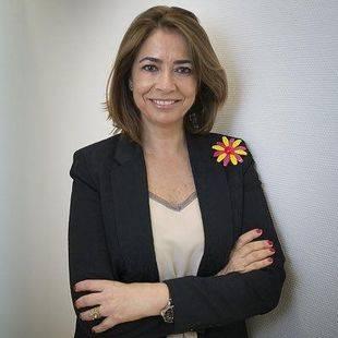 La diputada del PP Elena González-Moñux