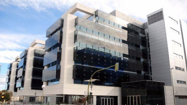 Edificio de oficinas en Avenida Santiago de Compostela (Dragados)