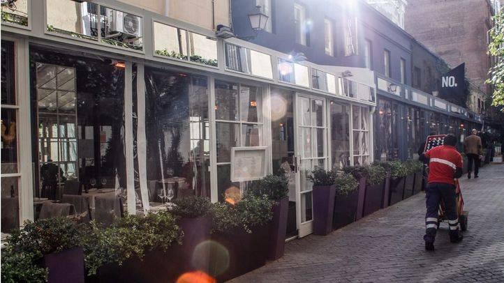 Abiertos de nuevo los tres restaurantes precintados de la calle Puigcerdá