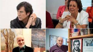 Manolo Tena, Rita Barberá, Francisco Nieva o Marcos Ana: el 'in memoriam' de 2016