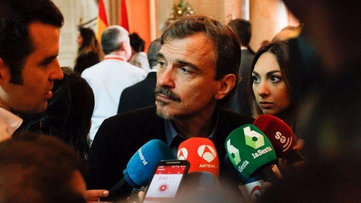 El 'pablismo' acaba con José Manuel López como portavoz en la Asamblea de Madrid