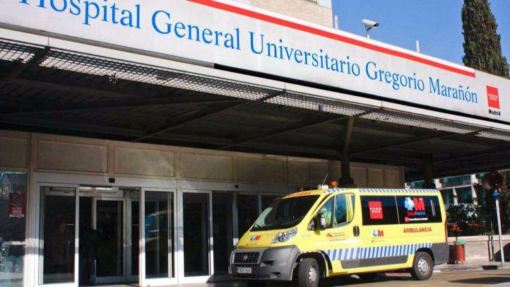 El Gregorio Marañón se queda sin calefacción ni agua caliente durante seis horas