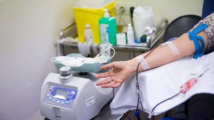 La Comunidad necesita 10.000 donaciones de sangre hasta el 8 de enero