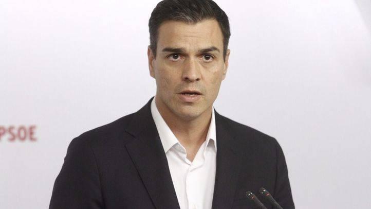 Los 'sanchistas' piden a Pedro Sánchez que lidere 'una alternativa' en el PSOE