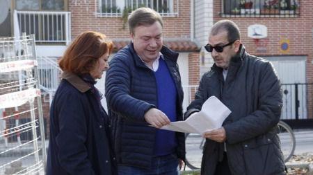 Juan Soler, diputado popular en la Asamblea, acusado de amañar contratos en su época de alcalde de Getafe