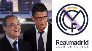 El Real Madrid también cambiará su escudo y el nombre del estadio por un patrocinio