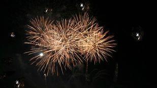 Nuevo espectáculo de fuegos artificiales para celebrar la Nochevieja en la Puerta del Sol