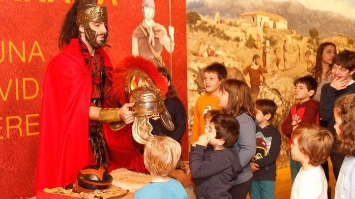 'Saturnalia, una Navidad diferente': actividades para que los más pequeños conozcan la cultura clásica