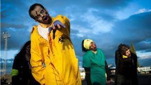 Los 'zombies' conquistarán el barrio del Pilar este viernes