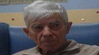Saturnino Garzas, anciano desaparecido en Torrelodones