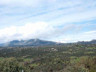 Las temperaturas en la Sierra pueden llegar a los -6 grados
