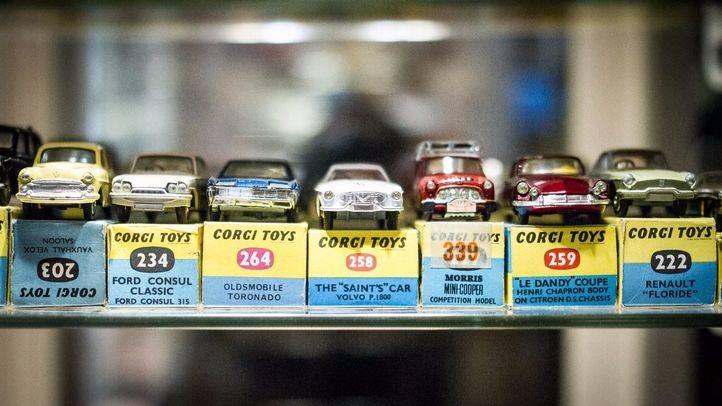 Coleccionismo de vehículos a escala