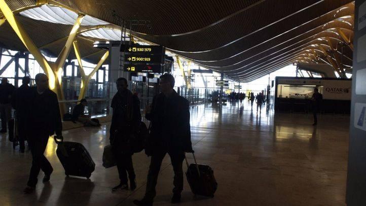 Huelga de trabajadores de información del aeropuerto este sábado por cambios en los contratos