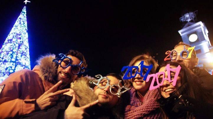 Madrid celebra las 'preuvas' en la Puerta del Sol