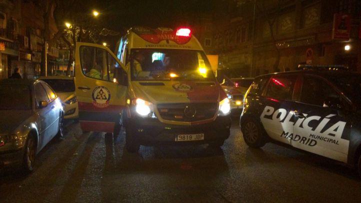 Un apuñalado en Ciudad Lineal y 30 reyertas más: el balance del SAMUR esta Nochevieja