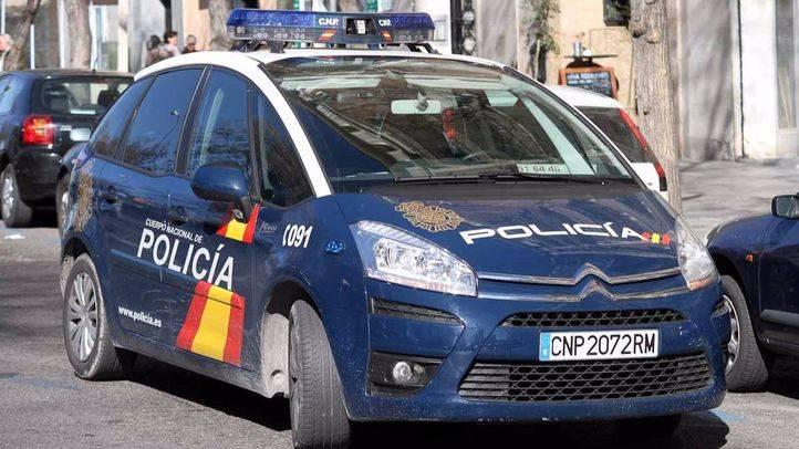 Tres jóvenes detenidos como presuntos autores de un robo en un establecimiento 'compro-oro' en Chamberí