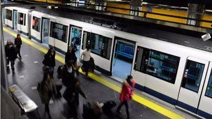 La línea 8 de Metro cerrará el 26 de enero