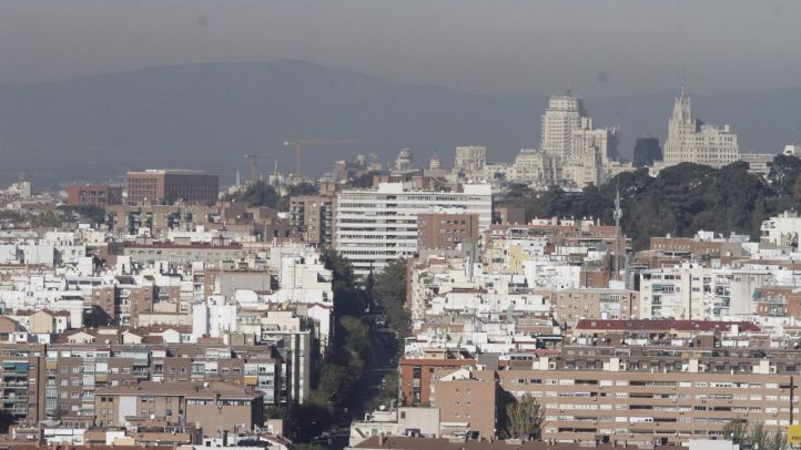 Madrid supera la contaminación permitida por séptimo año consecutivo